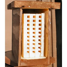 Mason Bee Homes: Balcony Bungalow plus 20 Mason Bees